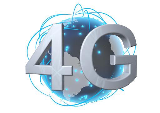 Couverture en réseau 4G de la Commune