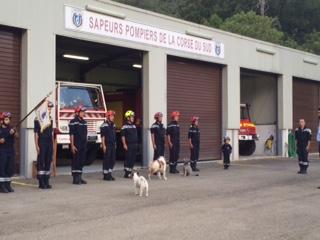 Journée porte ouverte à la caserne des pompiers