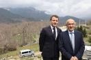 Visite du Président de la République: Emmanuel Macron_2