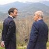 Visite du Président de la République: Emmanuel Macron_4