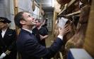 Visite du Président de la République: Emmanuel Macron_6