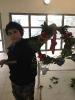 Atelier Création d'une couronne de Noël_33