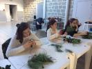 Atelier Création d'une couronne de Noël_3